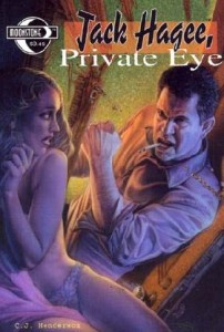 TPB 497 202x300 Jack Hagee  Private Eye [Moonstone] OS1