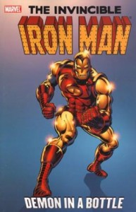 TPB 501 193x300 Iron Man  Demon In A Bottle [Marvel] OS1