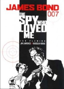 TPB 504 219x300 James Bond 007  Spy Who Loved Me [UNKNOWN] OS1