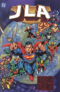 TPB 505 197x300 Jla  World War 3 [DC] OS1