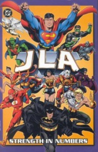 TPB 511 194x300 Jla  Strength In Numbers [DC] OS1