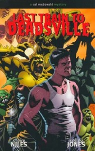 TPB 563 190x300 Last Train To Deadsville [Dark Horse] Mini 1