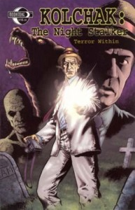 TPB 565 193x300 Kolchak  The Night Stalker  Terror Within [Moonstone] OS1
