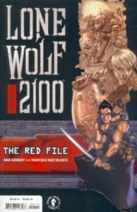 TPB 582 194x300 Lonewolf 2100   The Red File [Dark Horse] OS1