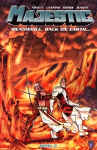TPB 627 194x300 Majestic  Meanwhile Back On Earth [Wildstorm] OS1