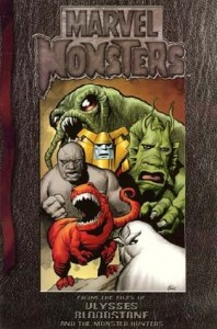 TPB 633 198x300 Marvel Monsters  From The Files Of Ulysses Bloodstone [UNKNOWN] OS1