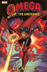 TPB 706 196x300 Omega  The Unknown  Classic [Marvel] OS1