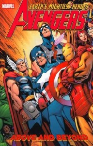 TPB 73 192x300 Avengers  Above And Beyond [Marvel] OS1
