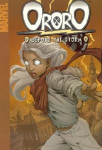 TPB 734 204x300 Ororo  Before The Storm [Marvel] Mini 1