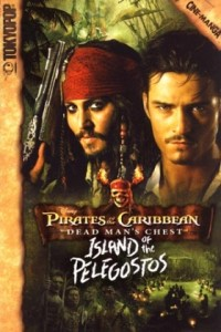 TPB 744 200x300 Pirates Of The Caribbean  Dead Mans Chest [Tokyopop] OS1