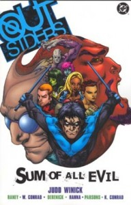 TPB 753 192x300 Outsiders  Sum Of All Evil [DC] OS1