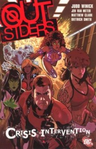 TPB 764 194x300 Outsiders  Crisis Intervention [DC] OS1