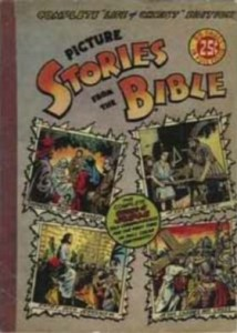 TPB 768 214x300 Picture Stories From The Bible   New Testiment [EC] V1