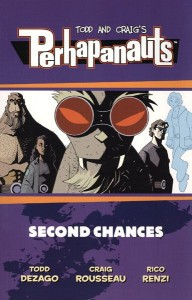 TPB 773 192x300 Perhapanauts  Second Chances [Dark Horse] Mini 1
