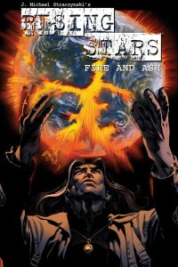 TPB 813 200x300 Rising Stars  Fire And Ash [Image Top Cow] OS1