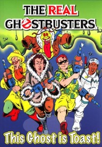 TPB 826 208x300 The Real Ghostbusters: The Ghost Is Toast