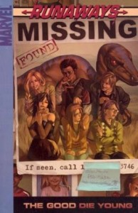 TPB 834 194x300 Runaways  Good Die Young [Marvel] OS1
