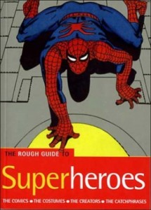 TPB 843 215x300 Rough Guide To Superheroes [UNKNOWN] OS1