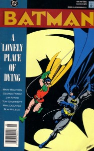 TPB 85 187x300 Batman  A Lonely Place Of Dying [DC] OS1