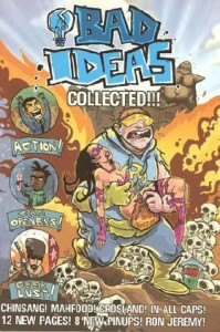 TPB 87 199x300 Bad Ideas  Collected [UNKNOWN] V1