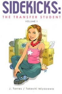 TPB 890 200x300 Sidekicks  The Transfer Student [Oni] V1