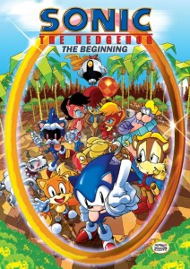 TPB 893 212x300 Sonic  The Hedgehog  The Beginning [UNKNOWN] OS1