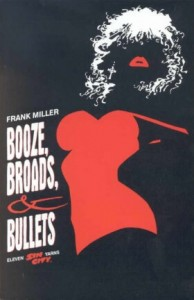 TPB 899 194x300 Sin City  Booze, Broads, and Bullets [UNKNOWN] V1