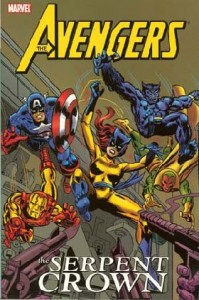 TPB 90 199x300 Avengers  The Serpent Crown [Marvel] OS1