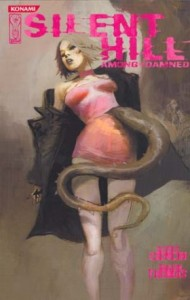 TPB 905 190x300 Silent Hill  Among The Damned [IDW] OS1