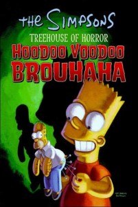 TPB 911 201x300 Simpsons: Treehouse Of Horror: Hoodo Voodo Brouhaha