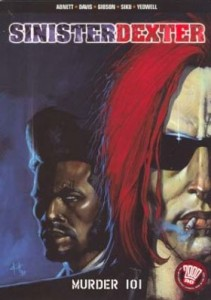 TPB 915 211x300 Sinister Dexter [2000AD] OS1