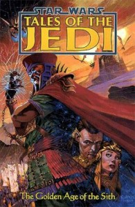 TPB 964 195x300 Star Wars  Tales Of The Jedi  The Golden Age of the Sith [Dark Horse] Mini 1