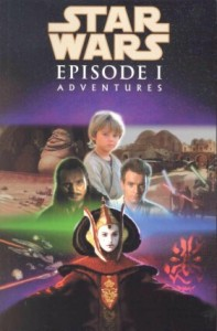 TPB 979 197x300 Star Wars  Episode 1  Adventures [Dark Horse] OS1