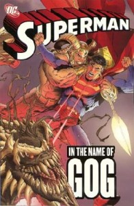 TPB 998 196x300 Superman  In The Name Of Gog [DC] OS1