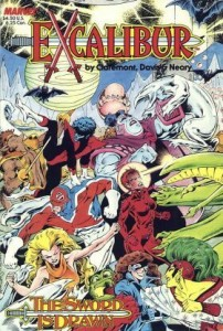 TPB a 6 202x300 Excalibur  The Sword is Drawn [Marvel] OS1
