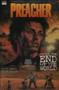 TPB a 9 197x300 Preacher  Until The End Of The World [DC Vertigo] OS1