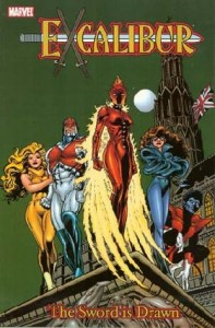 TPB b 6 197x300 Excalibur  The Sword is Drawn [Marvel] OS1