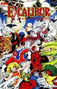 TPB c 193x300 Excalibur  The Sword is Drawn [Marvel] OS1