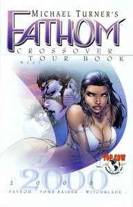 West 193x300 Fathom  Crossover Tour Book [Top Cow] OS1