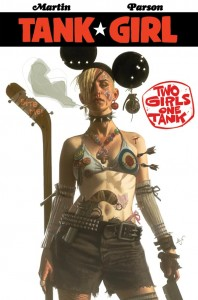 0001A Black Frog 198x300 Tank Girl  Two Girls one Tank