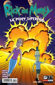 0001b 1 195x300 Rick and Morty  Lil Poopy Superstar