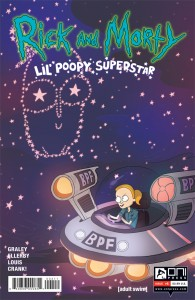 0004 1 195x300 Rick and Morty  Lil Poopy Superstar