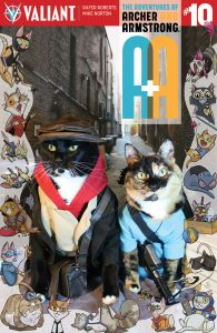 0010 Cat Cosplay 195x300 Archer And Armstrong [Valiant] V2