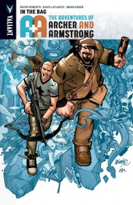 TPB 01 195x300 Adventures of Archer and Armstrong, The