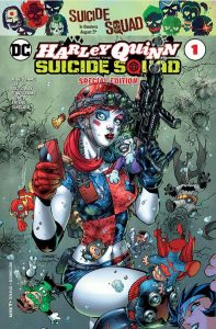 0001 14 197x300 Harley Quinn and the Suicide Squad: Special Edition