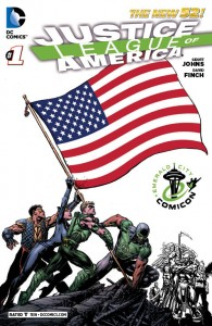 0001b 7 195x300 Justice League of America