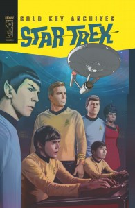 0002 5 195x300 Gold Key Archives : Star Trek