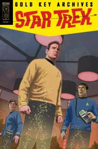 0004 6 197x300 Gold Key Archives : Star Trek