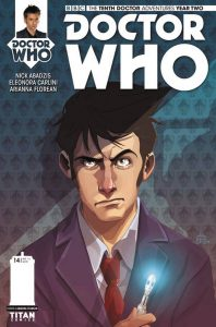 0014d 198x300 Doctor Who: The Tenth Doctor Adventures