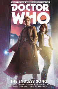 TPB The Endless Song 198x300 Doctor Who: The Tenth Doctor Adventures